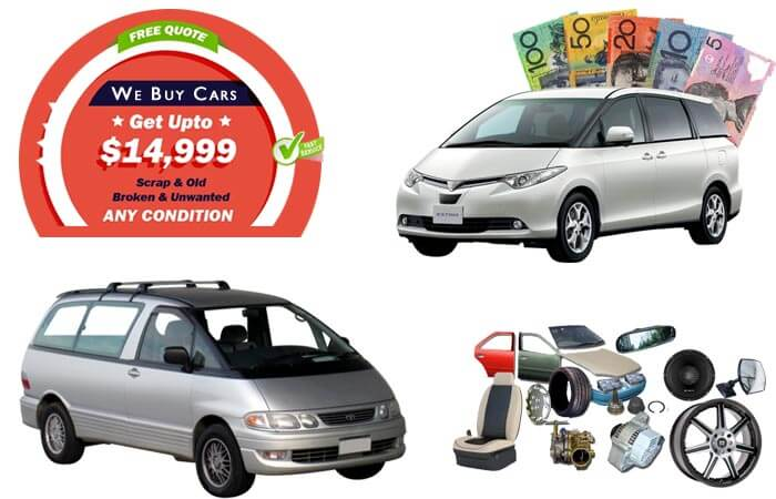 Affordable Parts at Estima Wreckers