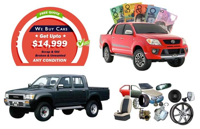 Hilux Wreckers - Cheap Auto Parts