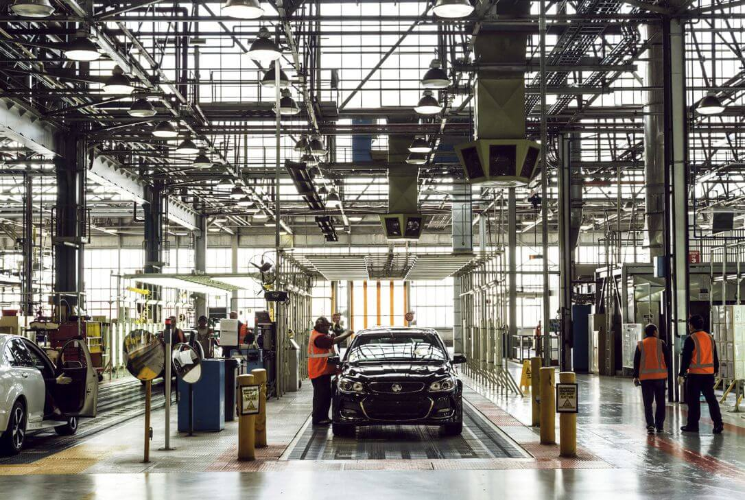 The Role of the Australian Automobile Manufacturing Industry