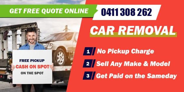 car removal ferntree Gully
