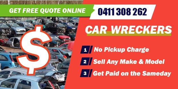 car wreckers Ferntree Gully
