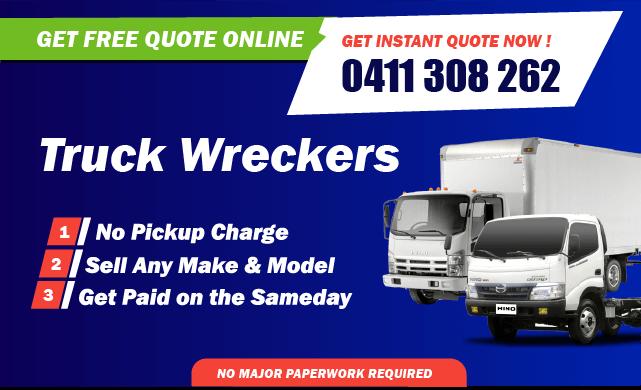 lexus truck wreckers