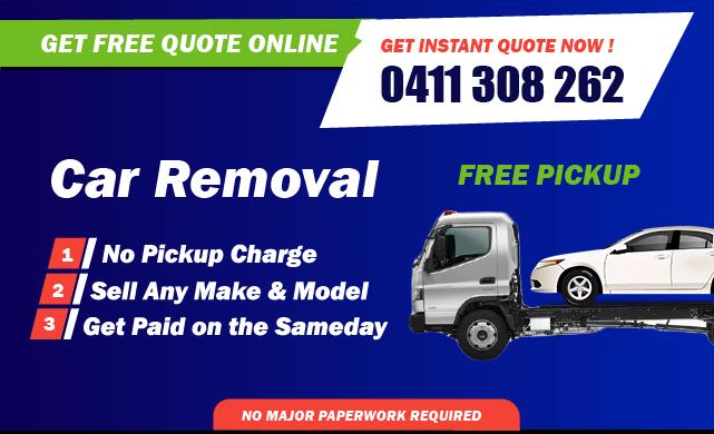 mazda car removal