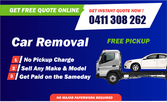 mercedes benz car removal