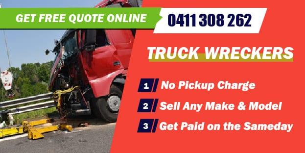 truck wreckers Ferntree Gully