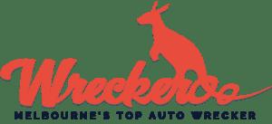 wreckeroo car wreckers logo